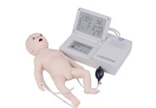 Advanced Infant CPR Training Manikin with Monitor & Voice Guided